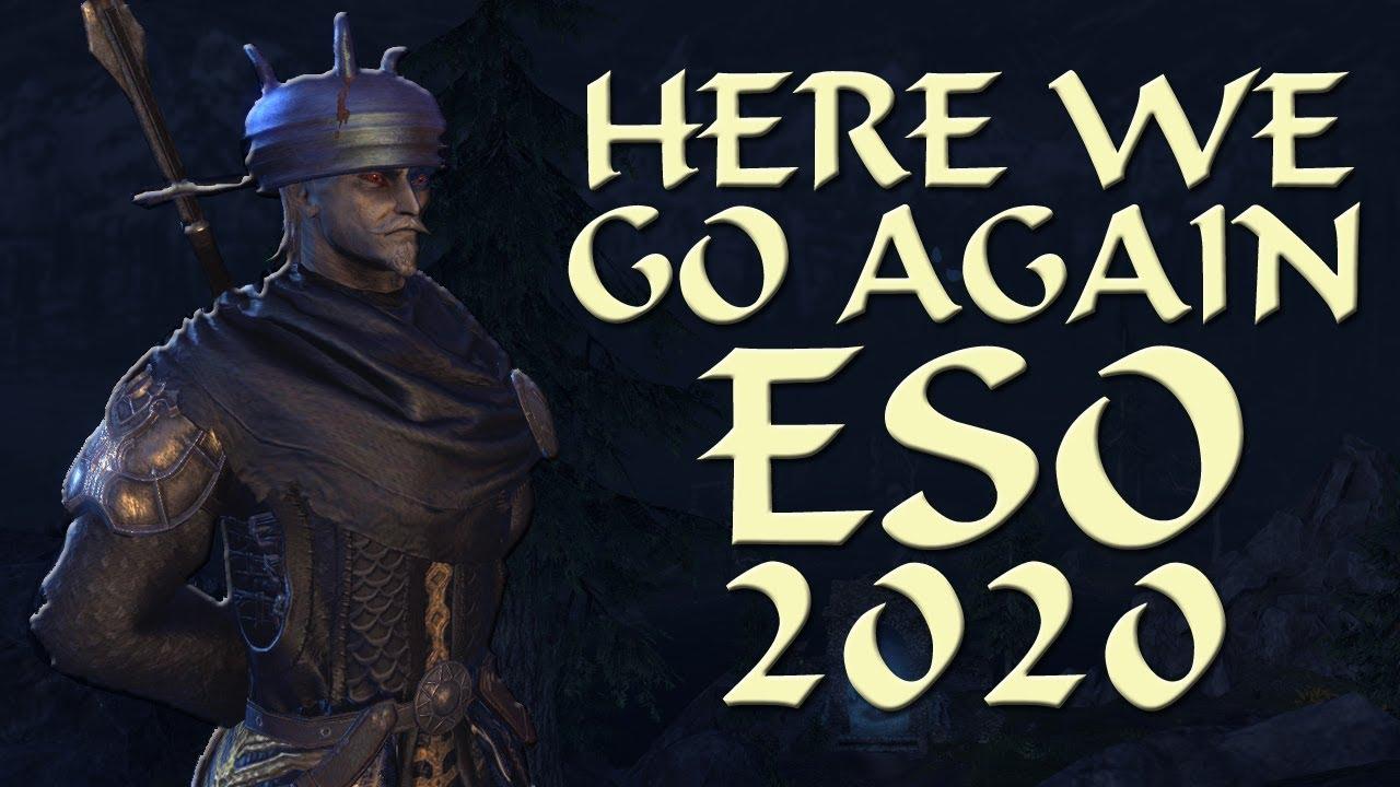 Elder Scrolls Online: Here We Go Again
