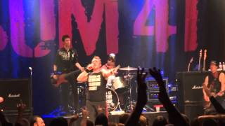"""Sum 41 - """"Fat Lip"""" and """"Pain for Pleasure"""" (Live in San Diego 1-8-13)"""