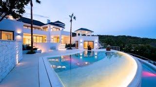 Шикарный Дом в Ялте. Отель на 7 спален. Luxery villa in Yalta. Снять большой коттедж в Ялте.(, 2016-06-07T23:08:37.000Z)