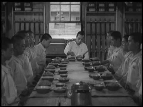 日本海軍・予科練「食事」