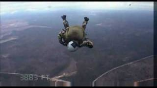 Air Force pararescue jumpers (Special Operations)