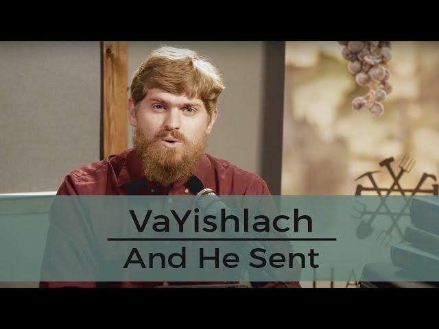 VaYishlach - Putting Legs on Your Spirituality