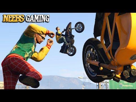 GTA 5 Epic Stunt Day
