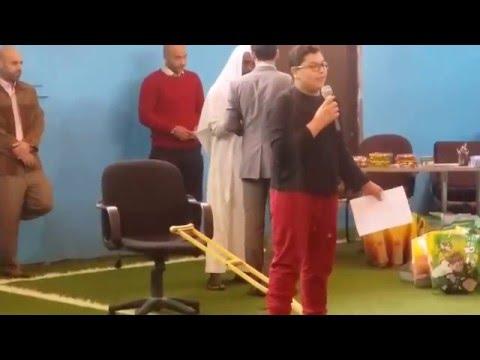 Arabic Day Creativity International School (Boys Section) video2