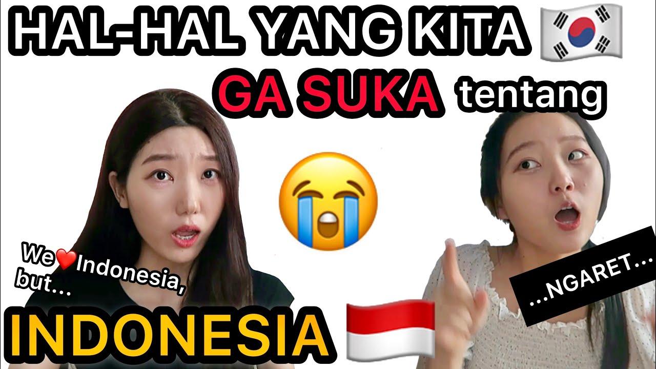 TOLONG JANGAN❌ MARAH YA...🙏🏻 | CURHAT ORANG KOREA | JAKARTA, INDONESIA