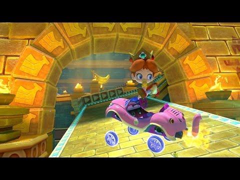 Download Mario Kart 8 - Grand Prix - Banana Cup Pictures