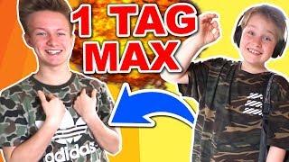 1 Tag MAX sein 😳 Wenn ich du wäre 🤣 KRASS TipTapTube