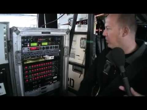 James Hetfield Metallica Gear run