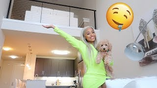 MY FURNISHED PENTHOUSE TOUR!!
