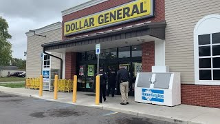 Dollar General armed robbery