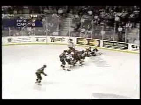 Cape Breton Screaming Eagles Playoffs 2002