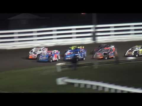 IMCA Sport Mod feature Southern Iowa Speedway 4/26/17