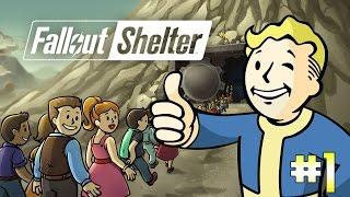 Fallout Shelter #1 - Новое убежище