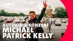 Das erste Mal für Michael Patrick Kelly