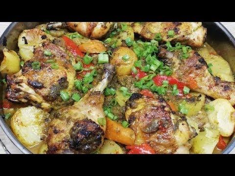 plat-de-poulet-dÉlicieux-et-trÈs-facile-(cuisine-rapide)