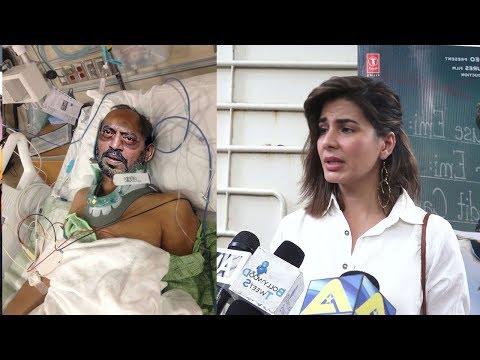 Kriti Kulhari's SAD Reaction On Irfan Khan's Sudden SHOCKING News At Blackmail Movie Screening