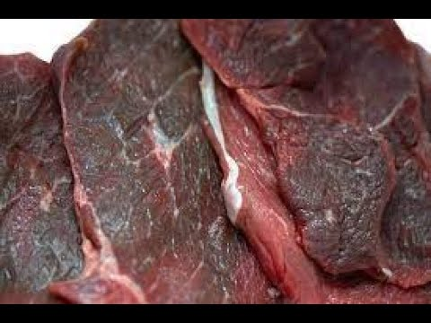 BE CAREFUL OF BUYING AND EATING MEAT - Prophetic Vision
