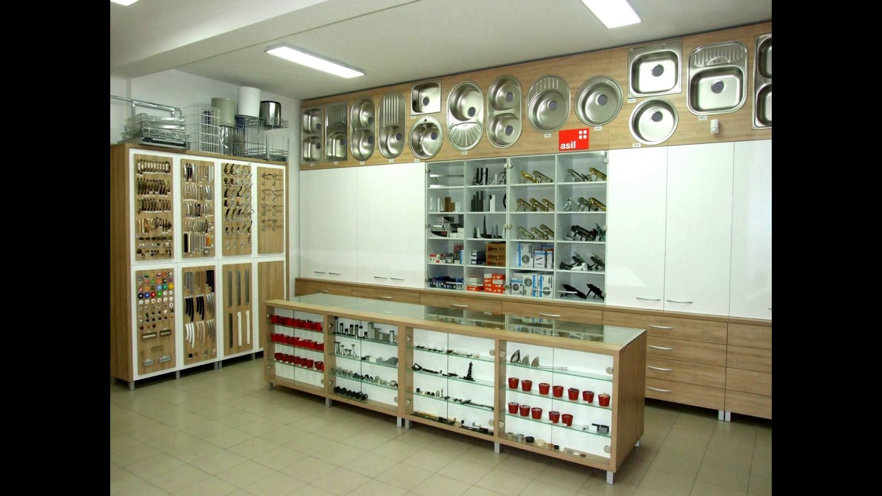 Interior Design Hardware Store Project Mobili S