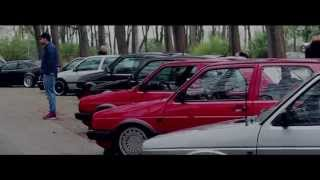 Custom Motor Cars VW Golf Mk2 Meeting - TFB Media
