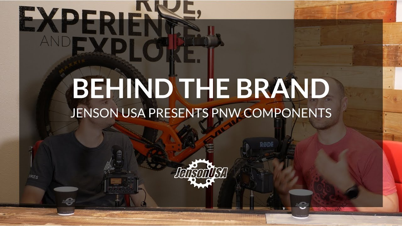 Behind The Brand Episode 1: Jenson USA Presents PNW Components