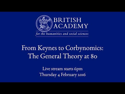 From Keynes to Corbynomics: The General Theory at 80
