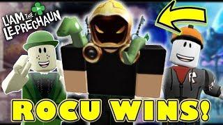 R0CU WINS THE DOMINUS VENARI 💥 ROBLOX READY PLAYER ONE EVENT