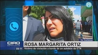 Rosa Margarita Ortiz.-