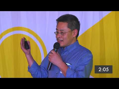 Bitcoin: The First Wave of Industry 4.0 - Dr Pingnan Shi - Sparks March 2018
