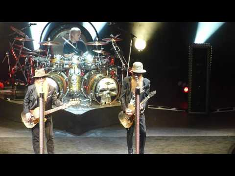 ZZ Top - Thunderbird (Paris Olympia)