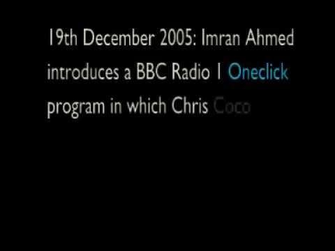 Chris Coco interviews Brian Eno in 2005
