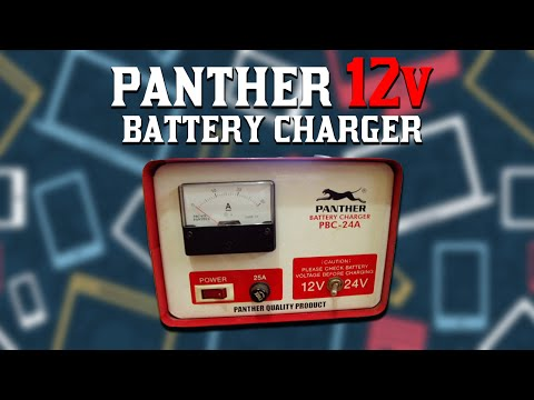 Panther Volt Battery Charger