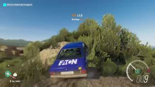 Forza Horizon 3 - Byron Bay Island XP boards #1 #2 #3