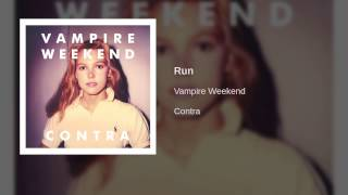 Watch Vampire Weekend Run video