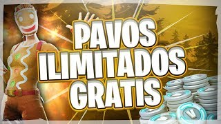 HOW TO GET FREE UNLIMITED PAVOS IN FORTNITE!! (LEGAL) (NON-SWEEP) Fortnite Battle Royale