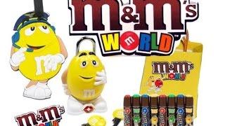 Мои покупки в M&Ms World
