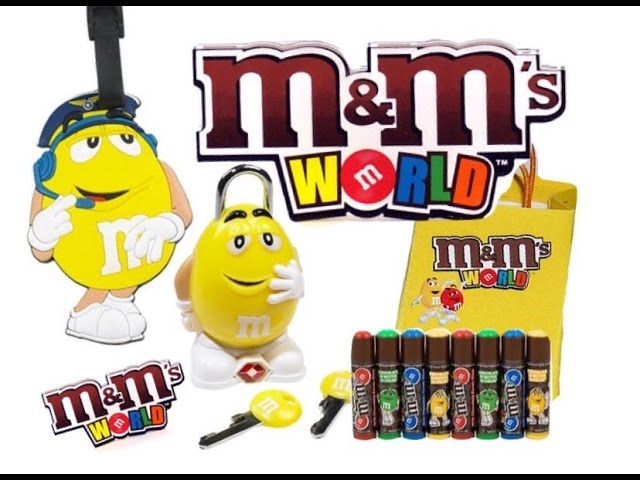 ??? ??????? ? M&Ms World
