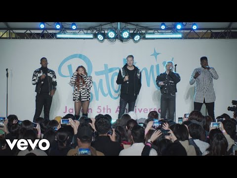 Pentatonix - Pretender (Japan Fan Event 2019/11/16)
