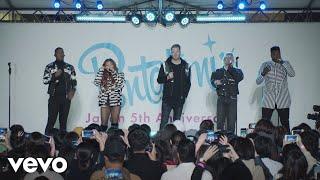Music video by Pentatonix performing Pretender (Pentatonix x LINE M...