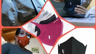 U-mask the first biotech mask in world and offers superior protection against pollution, viruses bacteria thanks ... u-earth biotech..#umask#m...