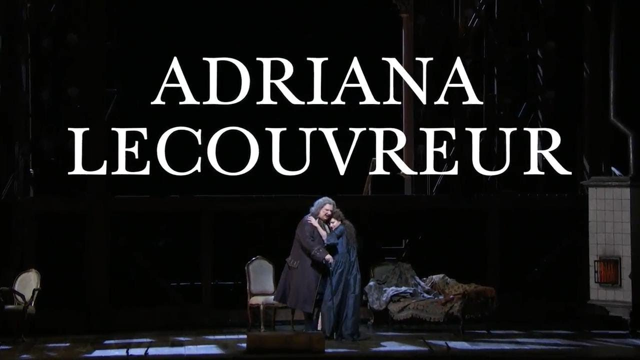 Adriana Lecouvreur: Trailer
