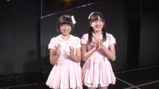 HKT48の公式チャンネル開設にあたって、 2期研究生 田島芽瑠、朝長美桜...