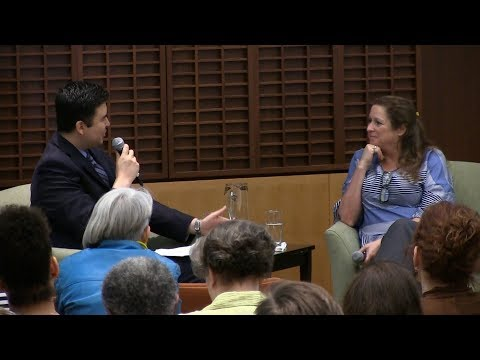 """Interview with filmmaker Abigail E. Disney about her film """"The Armor of Light"""""""