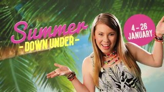 Join us for Australia Zoo's Summer Down Under!