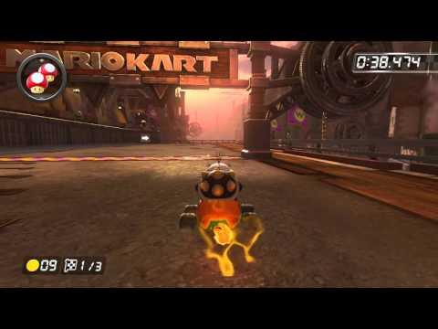 Wii Wario's Gold Mine - 1:52.308 - νƒ◆Carsoп~ (Mario Kart 8 World Record)
