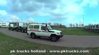 pktrucks Toyota Land Cruiser HZJ78 4x4 ambulance - NEW