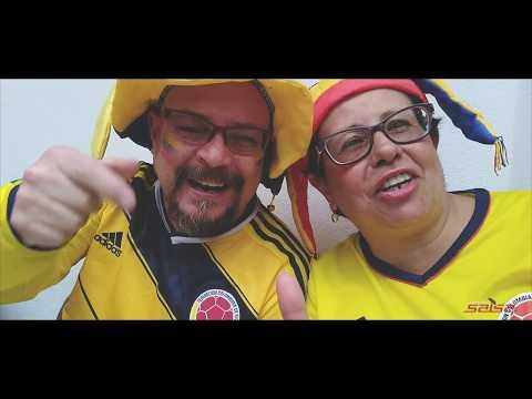 Revista Salsa Video Saludo . Vamos Colombia Rusia 2018