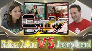 【#MTG】-Melissa DeTora vs. Jeremy Dezani - HareruyaCOMBAT  【#Standard】