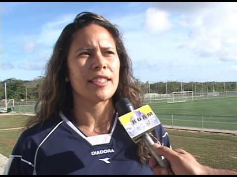 Guam National Women's Soccer Team ready for regional tourney