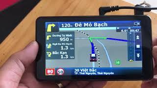 Hướng dẫn sử dụng phần mềm dẫn đường VIETMAP S1 - ĐẠI VIỆT AUTO Thái Nguyên