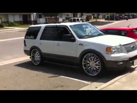Ford Expedition On 26s Youtube
